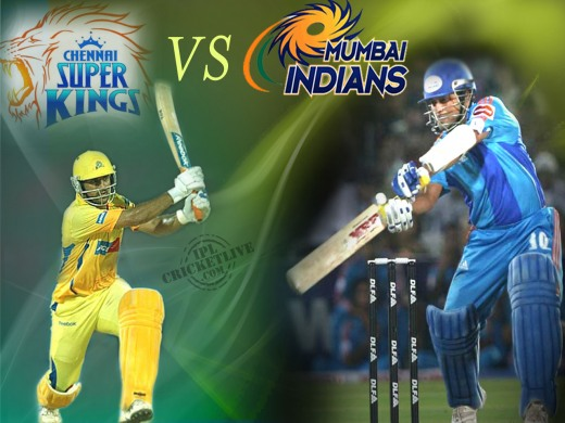IPL Final Mumbai Indians vs Chennai Super Kings