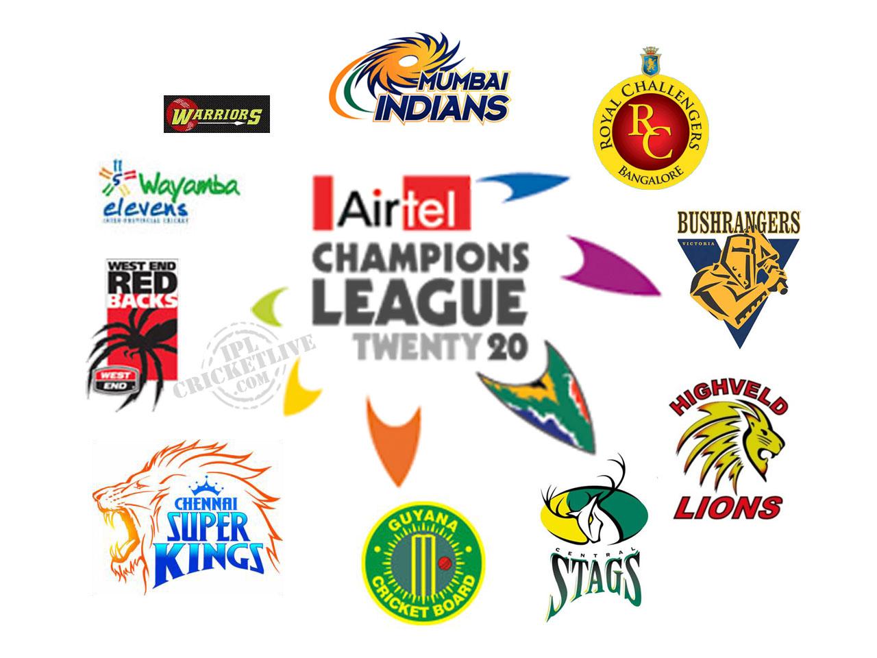 IPL 2016, Indian Premier League 2016 - Airtel Champions League 2010 ...