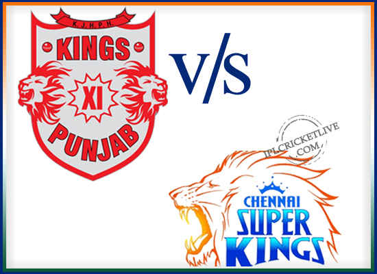 Match-66 Kings XI Punjab v Chennai Super Kings