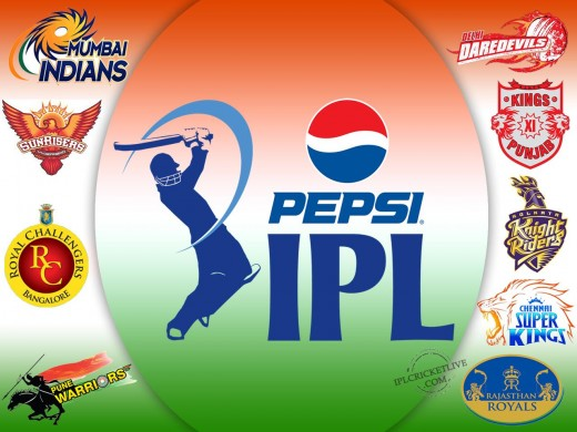 PepsiCo IPL Team Wallpaper