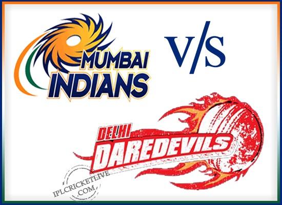 match-10-Mumbai Indians v Delhi Daredevils