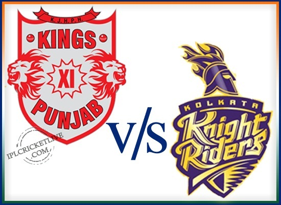 match-35 Kolkata Knight Riders v Kings XI Punjab