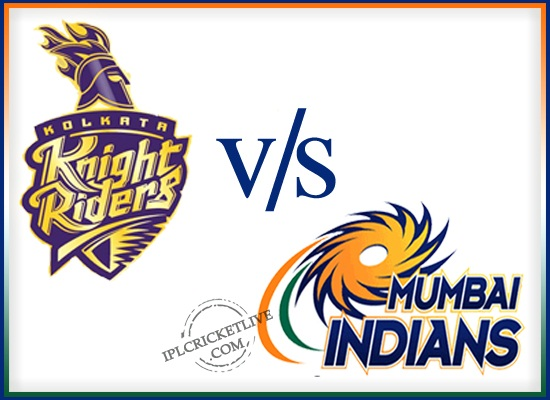match-53 Mumbai Indians v Kolkata Knight Riders