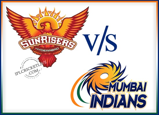 match-62 Mumbai Indians v Sunrisers Hyderabad