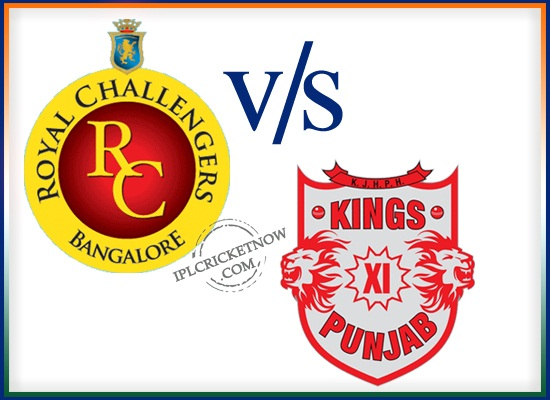 match-63 Royal Challengers Bangalore v Kings XI Punjab