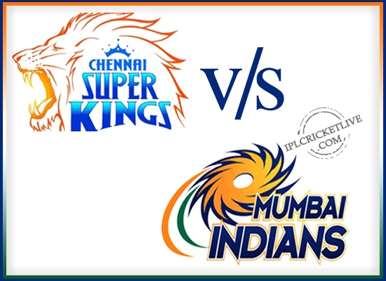 IPL FInal-Chennai Super Kings v Mumbai Indians