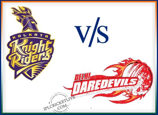 match-2-Kolkata knight riders-vs-Delhi daredevils