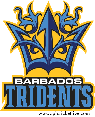 Barbados Tridents Squad Logo
