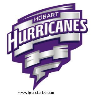Hobart Hurricanes Squad Logo
