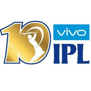 VIVO IPL 2017 - Season 10 logo
